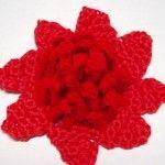 NSW_Waratah_pattern1  - 365 Free FLOWER Patterns by Meli Bondre