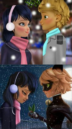 Adrian And Marinette, Marinette And Adrien, Miraculous Ladybug Wallpaper, Miraculous Ladybug Funny, Meraculous Ladybug, Ladybug Comics, Lady Bug, Ladybug Und Cat Noir, Bottle Cap Crafts