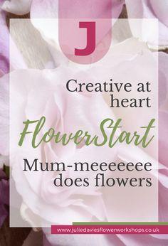 FlowerStart online flower arranging class