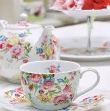 chá florido