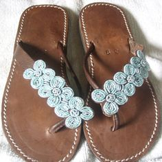 my fav handmade sandals - love this company :)