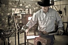 Jerry Fisk of Fisk Custom Knives, Nashville AR (Portrait of an American Craftsman by Tadd Myers) Themed Photography, American Craftsman, Photography Illustration, Custom Knives, God Bless America, Portrait Inspiration, Political Cartoons, Made In America, American Made