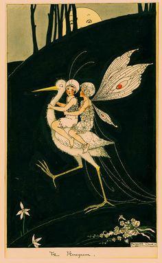 Ida Rentoul Outhwaite - illustrations