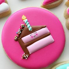 I really, really, lol REALLY, love this cookie!!