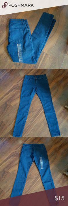 Forever 21, 5 pocket skinny jeans 5 pockets skinny jeans  blue rinse Forever 21 Jeans Skinny