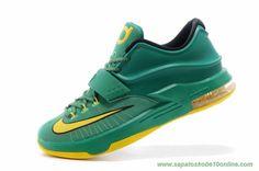 sites de tenis Verde Amarelo