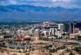 Tucson, Arizona. The Tucson Gem Show every February!
