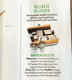"""AS FEATURED IN THE """"WELLNESS"""" EDITION OF PEOPLE MAGAZINE!!!"""
