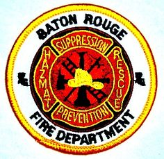 Baton Rouge FD, Louisiana (In support of my Brother, Captain JT)!!