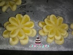 Margaritas dobles de almendras y limón(paso a paso)
