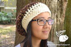 Women's Crochet Slouchy Hat