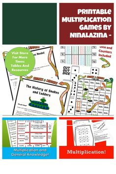 Multiplication Games Printable for Kids. .Times Tables Games For Children are a fun way to learn. Happy, smiley kids have more fun and learn more! Times Tables Games, Multiplication Games, Games For Kids, Smiley, More Fun, Printables, Songs, Children, Happy