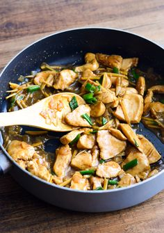 """Ginger Hoisin Chicken is an easy """"must make"""" dish! - The Spice Kit Recipes"""