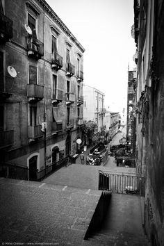 Scalinata Alessi, Catania - Sicily