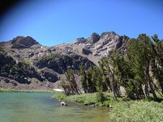 Winnemucca Lake, CA...part of Pacífico Crest Trail.