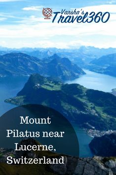 A day trip to Mt Pilatus from Lucerne in Switzerland. #mtpilatus #Lucerne #switzerland #pilatustrain