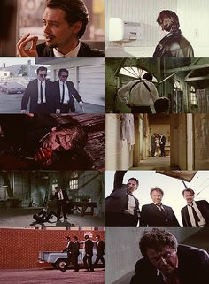 Reservoir Dogs (1992) | Quentin Tarantino