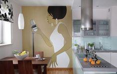 58 besten Tapeten in der Küche Bilder auf Pinterest | Tapeten ...