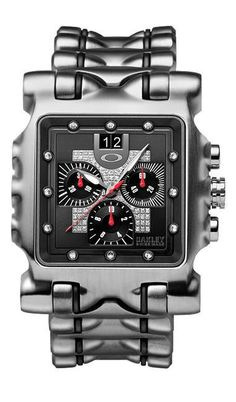 Oakley's Minute Machine Diamond Dial Edition - A sweet watch I could never justify the price of buying