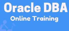 Are you interested to learn real time Oracle DBA Training from Industry Expert reach us Gangboard. Our technical expert will teach you based on current scenario. We also provide Oracle DBA Online Training for freshers as well as experienced professionals. Otherwise please feel free to call us on 9962528293 for course details. https://www.gangboard.com/database-training/oracle-dba-training