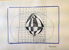 Kugel - Zeichnung - Rosemarie