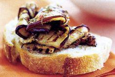 Marinated Eggplant Recipe                                                       …