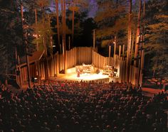 """Noted among """"10 Best: Outdoor Concert Venues you Shouldn't Miss!"""" The American Folklore Theatre, (aka Northern Sky Theater) is located within Peninsula State Park in Door County, WI http://www.10best.com/interests/travel-features/10best-outdoor-concert-venues-you-shouldnt-miss/"""