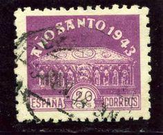 Campus Stellae: Los Caminos a Santiago: Año Santo 1943