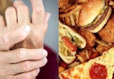 9 Nahrungsmittel, die Du NIEMALS essen solltest, wenn Du Arthritis hast