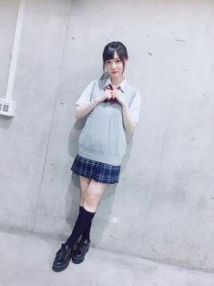 YAMASHITA_mizuki 山下美月 JK 制服