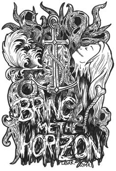 Bring me the horizon devianart