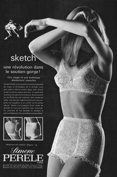 2d17a04126866 31 Best Simone Perele images in 2017   Vintage lingerie, Christmas ...