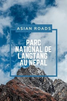 Deuxième plus grand parc national du Népal, c'est un lieu impressionnant et parfait pour observer la faune et la flore. Grand Parc, Destinations, Parc National, Roads, Parfait, Trek, Circuit, Movie Posters, Movies