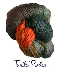 turtle rodeo by Lorna's Laces