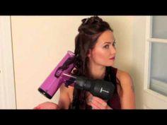 Violan kauneusvinkki: Air Curler testissä I video I kiharakampaus