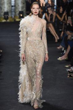 Elie Saab Fall 2016 Couture Fashion Show - Susanne Knipper (Elite)