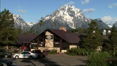 Signal Mountain Lodge ~ Grand Teton National Park