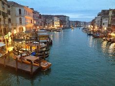 We were only there for just over 24 hours but we reallyexperienced Venice. Here are 6 items we checked...
