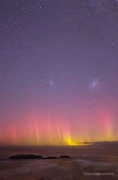 Aurora Australis - Birdies, Dunedin, New Zealand