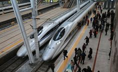 World's Longest High-Speed Rail Line Opens in China - NYTimes.com