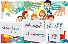 A la manière Montessori, pour travailler seul ou à plusieurs voici des lettres mobiles. La première série de cartes permet de revoir des mots simples du CP. C'est une façon de repérer dès le départ les élèves fragiles. Les séries suivantes porteront plus spécifiquement sur les confusions de sons puis sur les sons complexes. J'ajouterai …