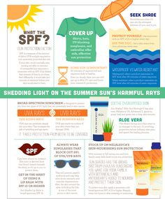 Melaleuca Blog » Sunscreen Natural Ingredients In Melaleuca Products [INFOGRAPHIC]
