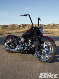 Simply Deluxe   2009 Harley-Davidson Deluxe   Hot Bike