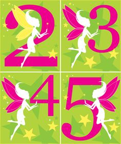 FREE Fairy Party Printables from Love Party Printables Party