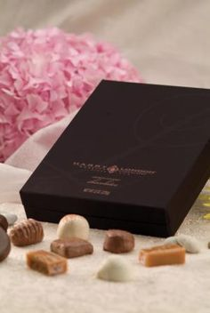 Products Made in Ohio: Harry London Chocolates