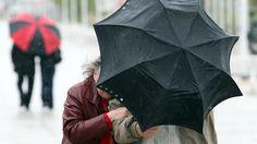 Trüb und nass: Am Wochenende gibt es Couchwetter