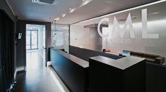 CML Centro Medico Lombardo Milano project www.bolzonimossa.com