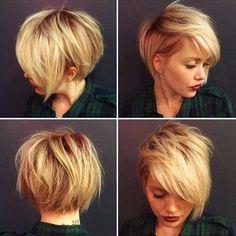 Pixie Cut