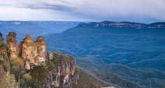 Blue Mountain, Sydney (#ParkMyVan #VanHire #JethroBatts www.parkmyvan.com.au)