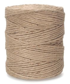 Look at this 810' Four-Ply Jute Cord on #zulily today!